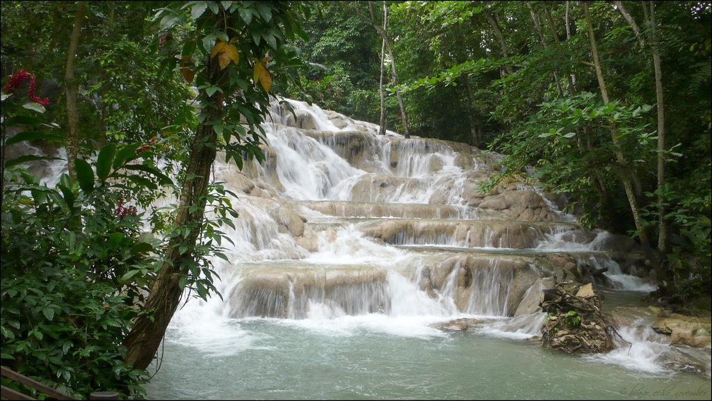Dunns River Falls ocho rios jamaica1