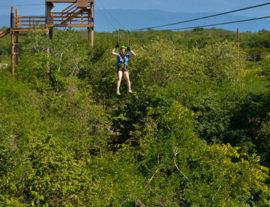 Jamwest Adventure Zipline