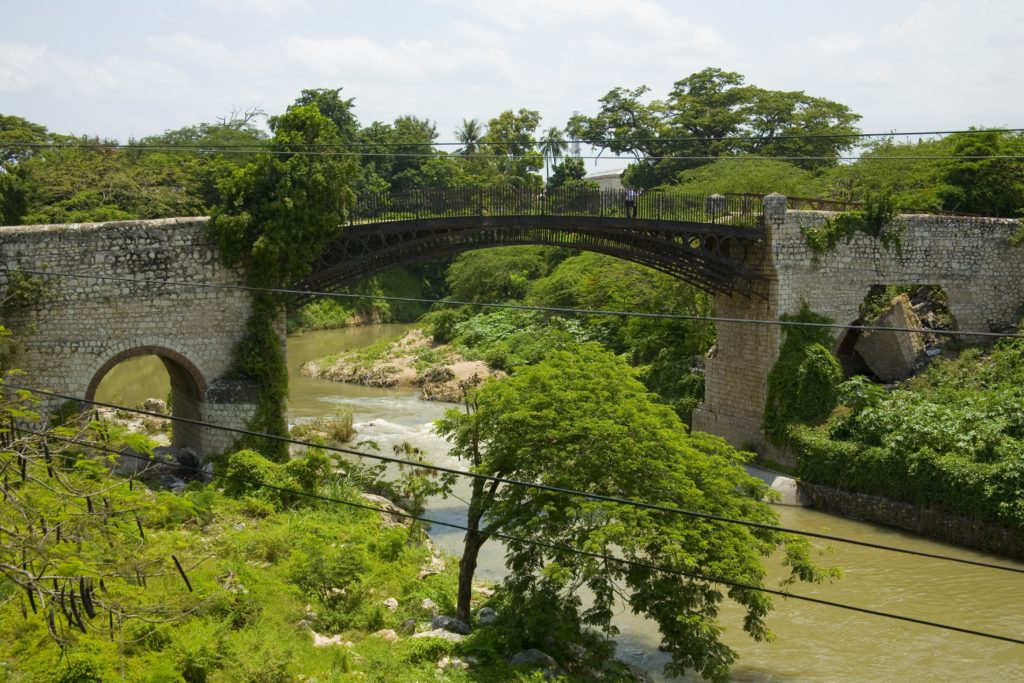 Spanish Town Bridge