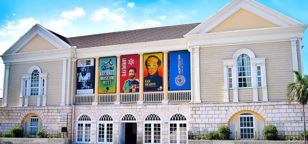 Montego Bay Cultural Centre Building