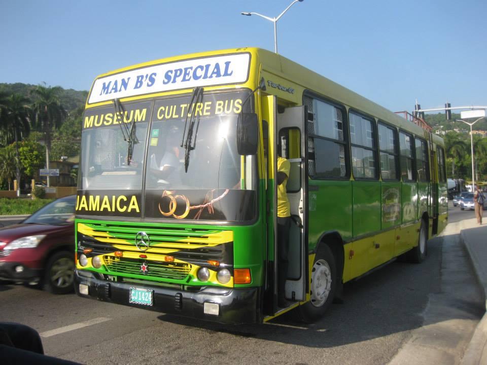 Man B Bus